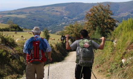 Prepararse para recorrer el Camino a pie