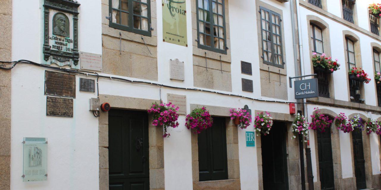 Santiago: The Casa de la Troya