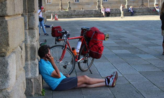 Prepararse para recorrer el Camino en bici