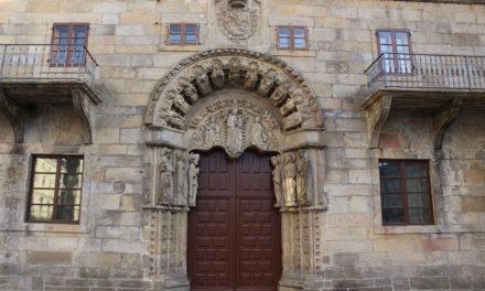 Santiago: El Colexio de San Xerome