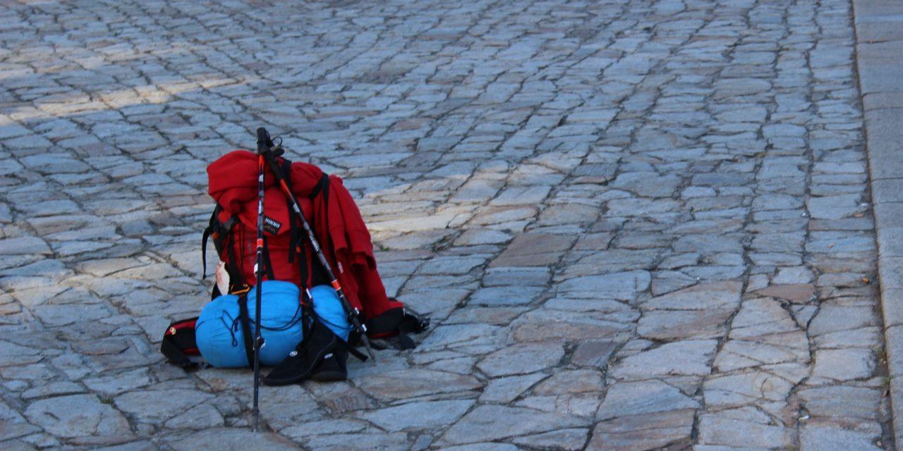 La mochila del peregrino
