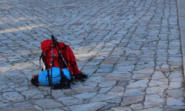 The pilgrim backpack