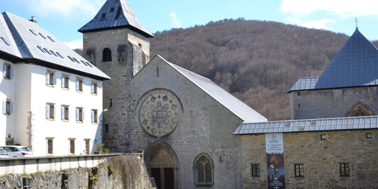 The French Way: Roncesvalles and its Colegiata of Santa María
