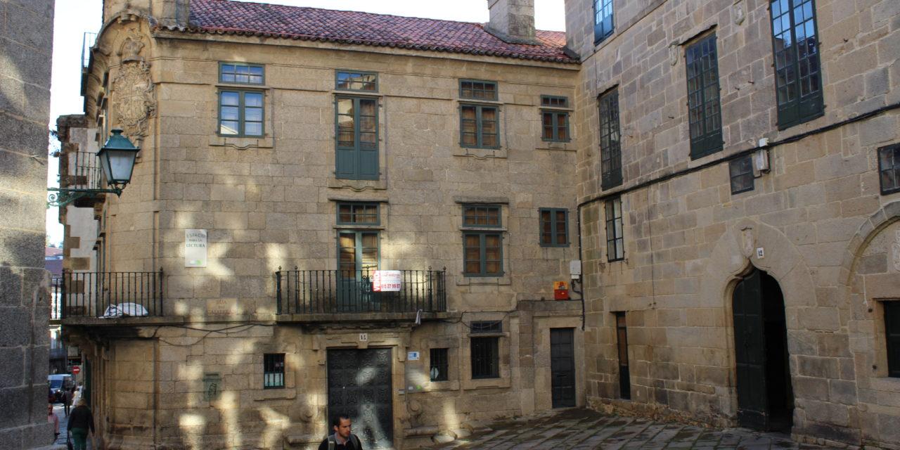 Magical corners of Santiago: Casas Reais