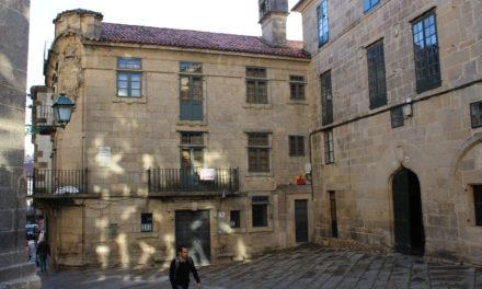 Rincones mágicos de Santiago: Casas Reais