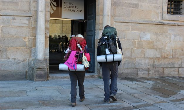 Each day more than 30 or 40 pilgrims take their Compostela: never before had so many pilgrims arrived at Christmas!