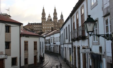 Magical corners of Santiago: Winter time in Compostela!