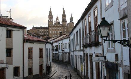Rincones mágicos de Santiago: tiempo de invierno en Compostela!