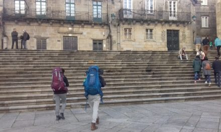 We already have the number of pilgrims in 2018: 327,342 took the Compostela!