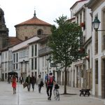 In January, less pilgrims arrive than in any other month … even so every day more than 40 take the Compostela!