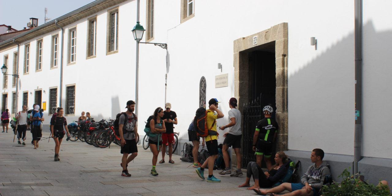 Santiago 2019: Misas y confesiones en inglés en el Centro de Acogida al Peregrino  y S. Francisco