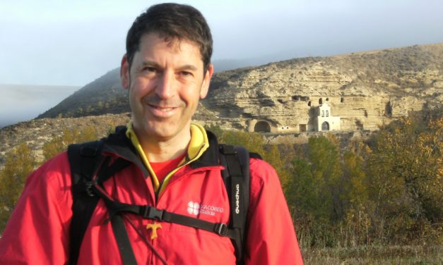 Interview with Antón Pombo: A reflection on the Camino de Santiago