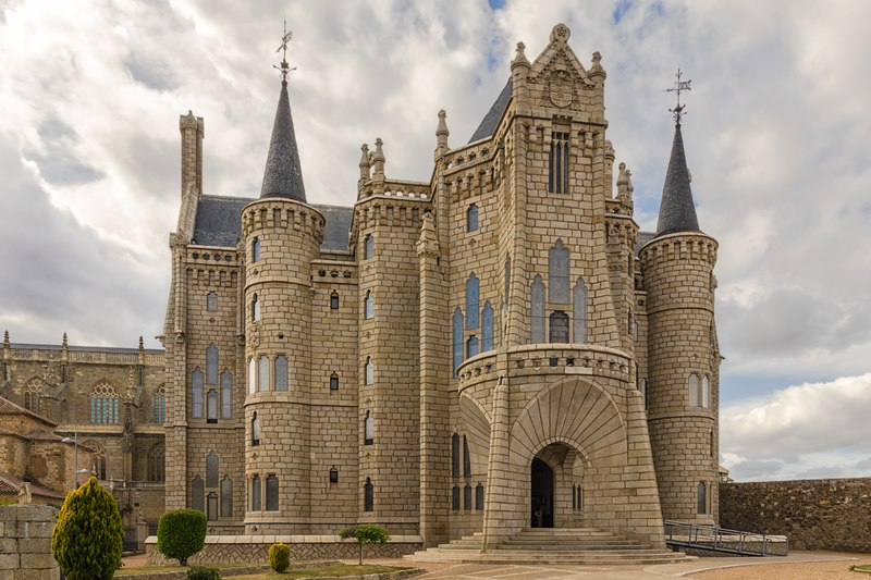 The French Way: Astorga