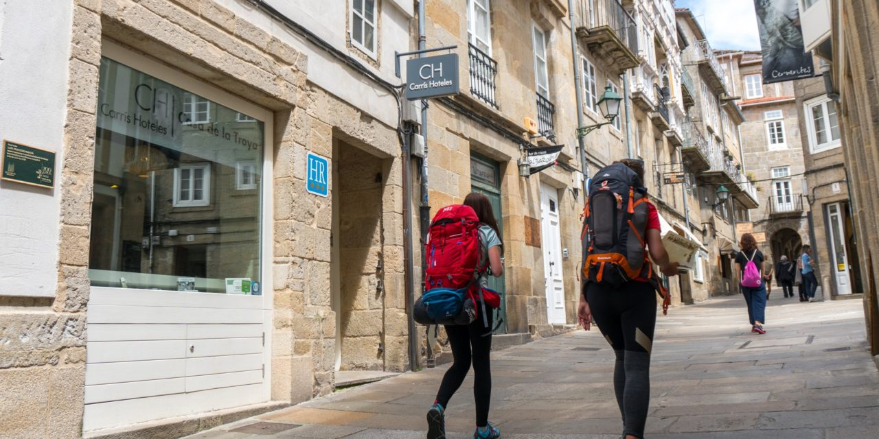 Sleeping on the Camino: Hotels, rural houses and other accommodations