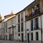 Magical corners of Santiago: Rúa das Carretas