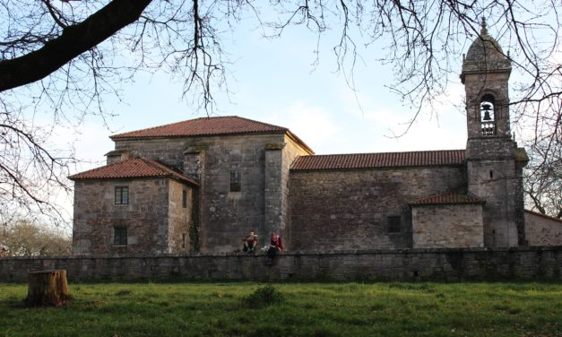 Iglesias de Santiago: Santa Susana