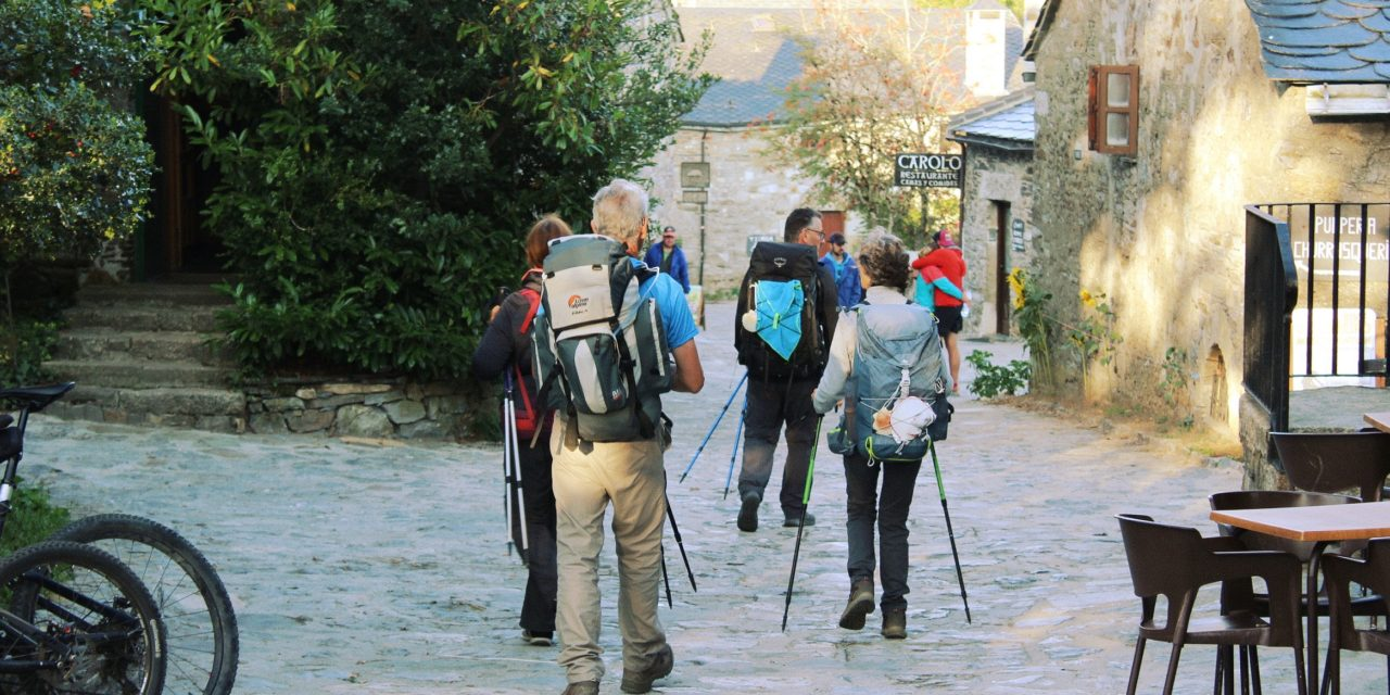 Record numbers continue: 35,602 pilgrims took the Compostela during the month of October!