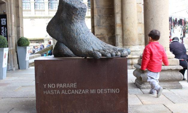 Rincones mágicos de Santiago: Casa de la Conga (plaza de la Quintana)