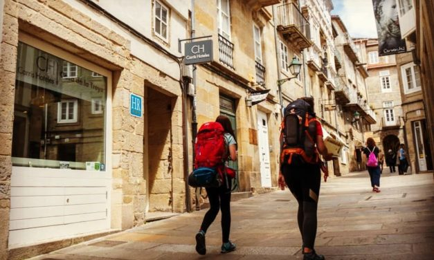 Stay home for the necessary time … but don't forget the Camino! Don't forget your dreams!
