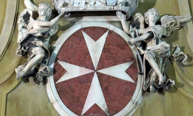THE ORDER OF ST. JOHN OF MALTA AND THE WAY OF ST. JAMES