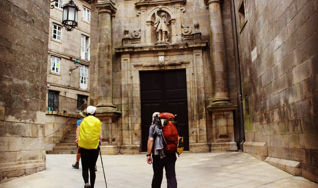 Magical corners of Santiago: The church of S. Paio de Antealtares