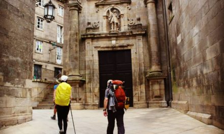Magical corners of Santiago: The church of S. Paio de Antealtares