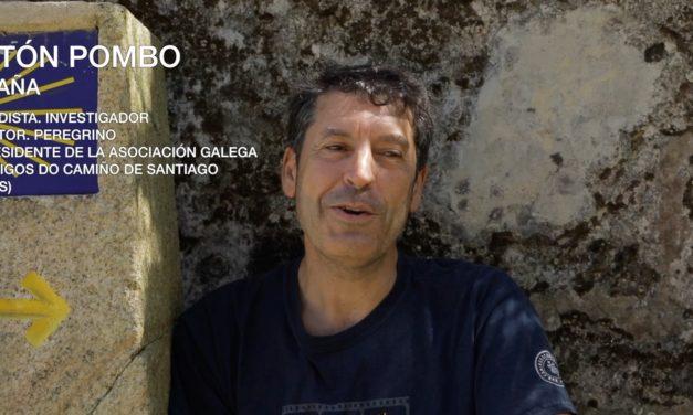 Antón Pombo. España. 2019