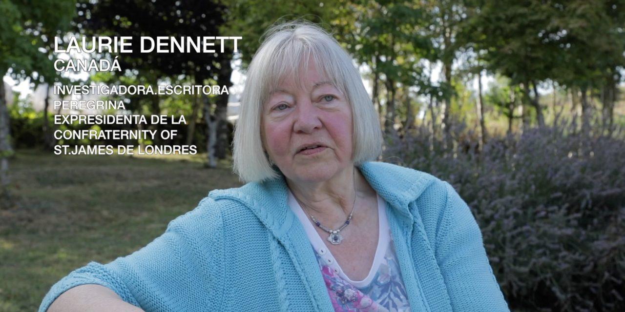 Laurie Dennett. Canada-UK. 2019