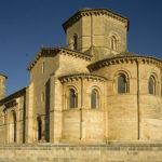 La iglesia de San Martín de Frómista