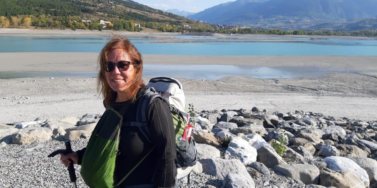 Reflections on the Camino from the lockdown: Rosana Montano