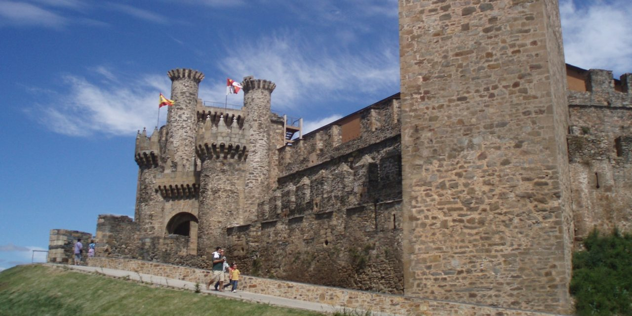 The French Way: The Castle of Ponferrada