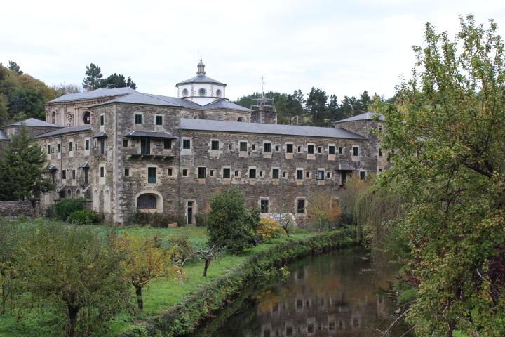 The French Way: History of the Samos monastery