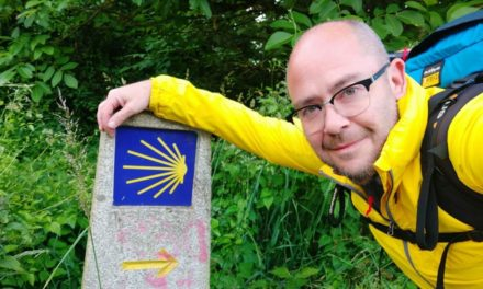 The Camino in the time of Covid: the pilgrimage of Lorenzo Merín in june 2020