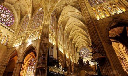 La Catedral de León y sus vidrieras