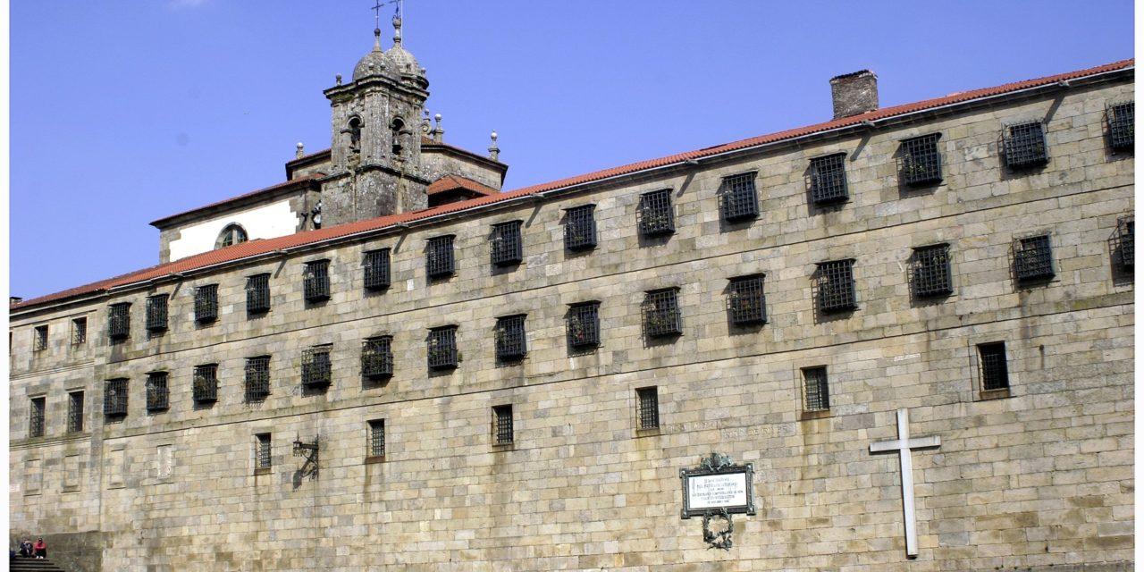 The monastery and church of San Paio de Antealtares