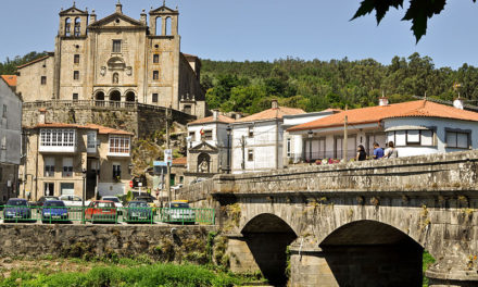 Padrón and the origen of the Saint James tradition in Galicia
