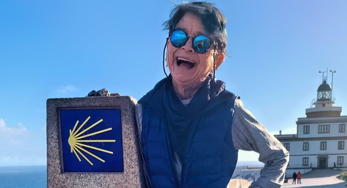 Dr. Guylene Gigi Tree: Long-distance pilgrim in 2020 and Camino author