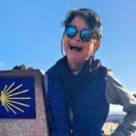 Dr. Guylene Gigi Tree: Long-distance pilgrim in 2020 and Camino author