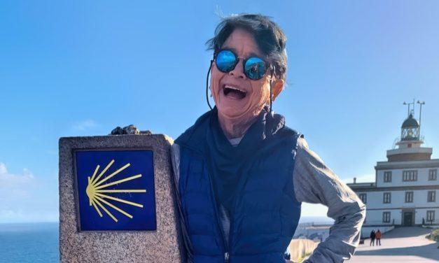 Dra. Guylene Gigi Tree: Peregrina de largo recorrido en 2020 y escritora sobre el Camino