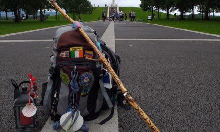 Año Santo 2021: Oihana Trojaola. Voluntaria ACC, Camino Society Ireland, Luz del Camino Portugués y Solas an Camino Éireannaigh