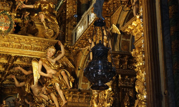 The Cathedral of Santiago is open: What does it offer at the moment to the pilgrim or visitor?