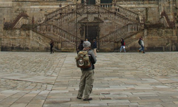 60 PILGRIMS TOOK THE COMPOSTELA IN THE MOST COMPLICATED JANUARY OF THE LAST DECADES