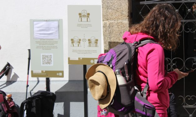 THE CAMINO IS REBORN: 14,828 PILGRIMS IN THE MONTH OF JUNE !! PILGRIMS FROM EUROPE AND AMERICA COME BACK TO ALL WAYS!!