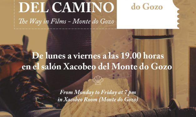 Ciclo de cine sobre el Camino de Santiago en el Monte do Gozo