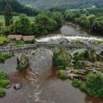 Lugares mágicos del Camino a Fisterra-Muxía: Ponte Maceira