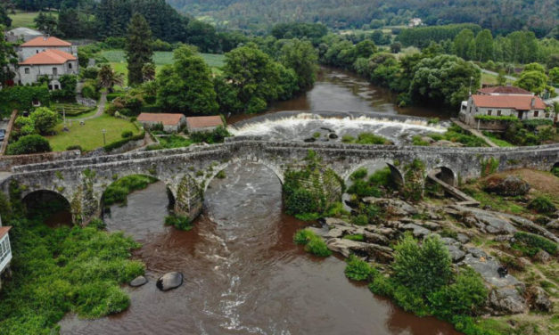 Magical places on the Fisterra-Muxía Way: Ponte Maceira