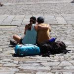 El Camino renace: 43.675 peregrinos en el mes de agosto!! Regresan peregrinos de Europa, América y China!!